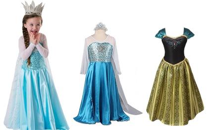 Robe de Princesse, 2 coloris au choix, livraison offerte