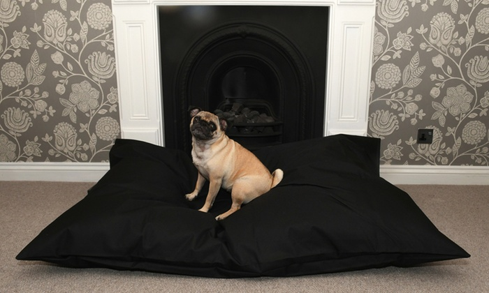 One or Two Washable Waterproof Pet Beds from £8.98
