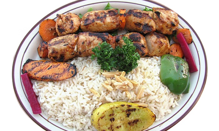 Le Kabob - Kentwood: $12 for $20 Worth of Mediterranean Cuisine at Le Kabob
