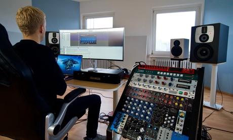 DJ- oder Producing-Kurs für elektronische Musik für 1 Person bei Axsens Music