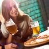 Menu pizza o panino e un litro di birra