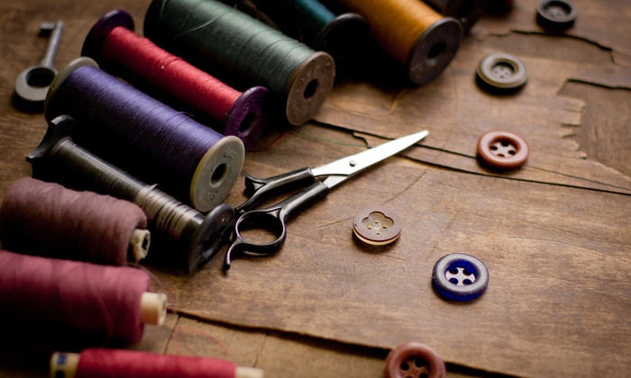 SHARED - Mission Bay: $15 for One Sewing Class at SHARED ($30 Value)