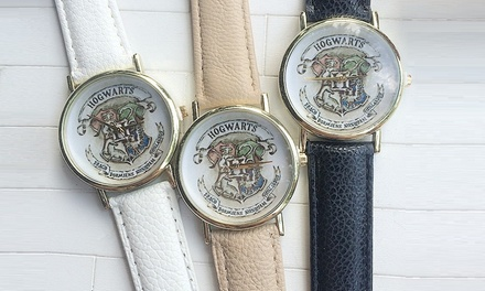 Harry Potter Hogwarts Magic School Watch From Groupon UK