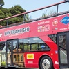 Up to 55% Off Holiday Tour from Gray Line of San Francisco