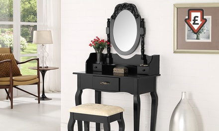 rose dressing table