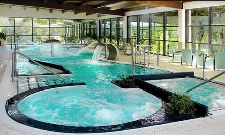 Circuito termal de 90 minutos para 2 con opción a masaje o envoltura desde 19,95 € en Spa Palacio de La Llorea
