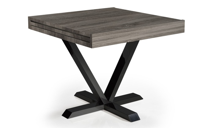 newick extensible table groupon