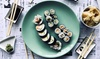 Mokotów: zestawy sushi