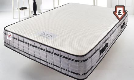 Premium Memory Foam Recovery Mattress