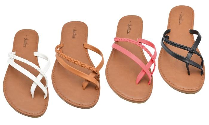 de4c6a570439 Up To 38% Off on Chatties Women s Flip-Flop Shoe
