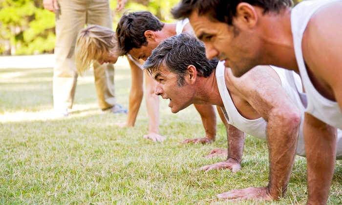 Total Conditioning - Tampa: $45 for $100 Worth of Boot Camp at Total Conditioning