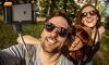 Liger Extendable Bluetooth Selfie Stick with Remote Shutter: Liger Extendable Bluetooth Selfie Stick with Remote Shutter