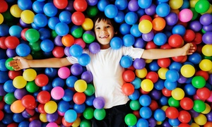 Kids 'N Action: Play Package for One, Two, Four, or Six Kids at Kids 'N Action (40% Off)