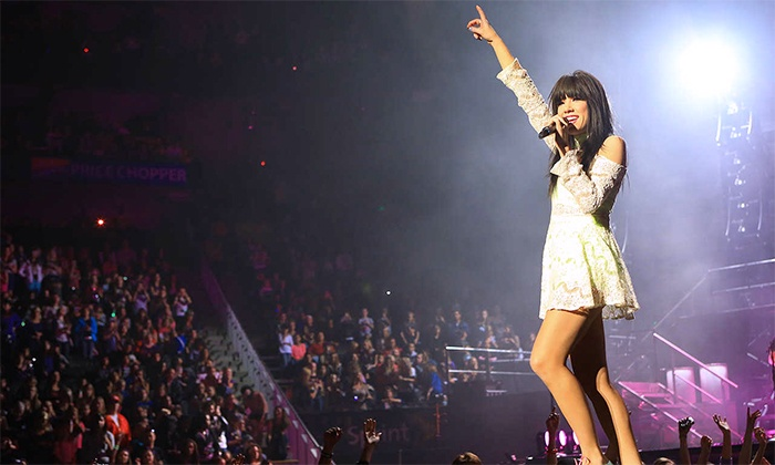 Carly Rae Jepsen  - Ritz Ybor: Carly Rae Jepsen Concert for Two on February 17 at 8 p.m.