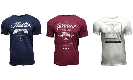 Men's T-Shirt Three-Pack