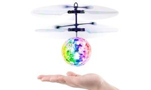 Balle volante lumineuse