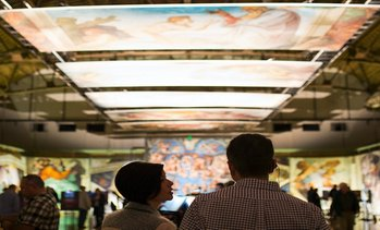 Up to 47% Off at Michelangelo's Sistine Chapel Exhibition