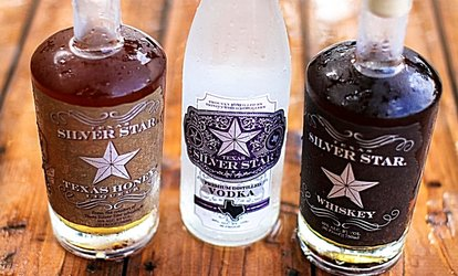 image for Distillery Tour for Two or Four with Rocks or Mason Jar Glasses at Trinity River Distillery (Up to 52% Off)