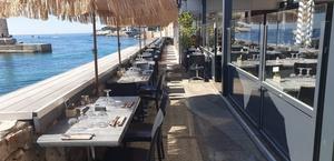 Gastronomie provençale sur le port de Cassis Cassis