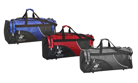 "20"" Bevelry Hills Polo Club Duffel. Multiple Colors Available. Free Returns."