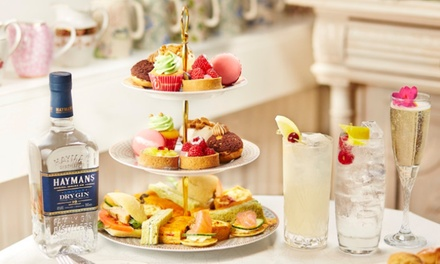 Gin Afternoon Tea for Two