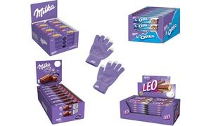 Sélection de biscuits Milka