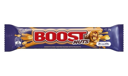 Cadbury Boost Nuts 54g Bars: 35 ($16.95) or 70 ($29.95) (Don't Pay up to $140)