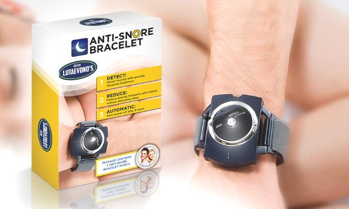 1 ou 2 bracelets antironflement Doctor Lutaevonos pour des nuits paisibles dès 990 € (jusquà 90% de rduction)