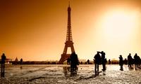 París: 2, 3 o 5 noches para 1 con vuelo de ida y vuelta, habitación doble, desayuno y crucero por el río Sena