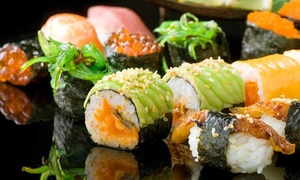 Sweet Sushi: Zestawy Super Sushi od 44,99 zł w Sweet Sushi w Katowicach (do -51%)