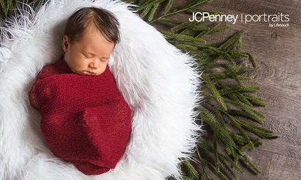 groupon.com - Photography Shoot with Prints and Optional Digital Image at JCPenney Portraits (Up to 91% Off)