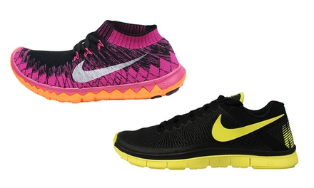 $69.95 for a Pair of Nike Free or Nike Free Flyknit Running Shoes for Women or Men