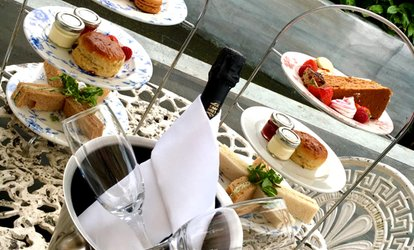 image for Bottomless Prosecco Afternoon Tea for Two or Four at The Parlour