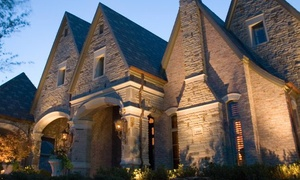 Silvermoon Lighting: Outdoor Lighting Service Call or Installation from Silvermoon Lighting (Up to 51% Off)