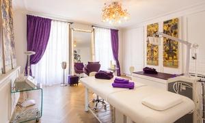 """Hotel de Beauté: Soin du visage """"Éclat de la reine"""" ou """"Éclat du roi"""" pour 1 ou 2 personnes dès 69,90 € avec Hôtel de Beauté"""
