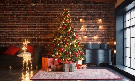 Árboles de navidad de 120 cm a 240 cm