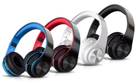 """1 o 2 cuffie bluetooth con """"cancellazione del rumore"""" disponibili in 4 colori e con o senza confezione regalo"""