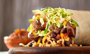 Barburrito - London: Fresh Mexican Food at Bar Burrito - London (Up to 50% Off). Two Options Available.
