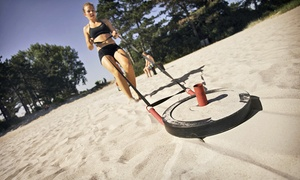 Circuito na Areia: Circuito na Areia – Icaraí: 1, 2 ou 3 meses de treinamento aeróbico na praia