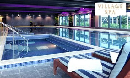 image for Spa Day with Two Treatments for One or Two at Village Hotel Spa, Multiple Locations (Up to 53% Off)