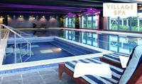 Spa Day with Two Treatments for One or Two at Village Hotel Spa, Multiple Locations (Up to 53% Off)