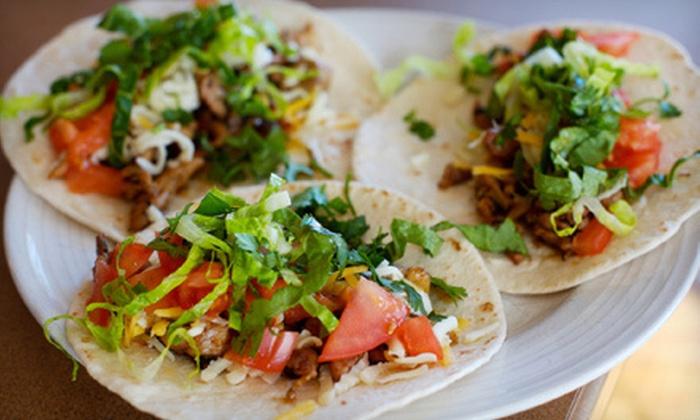 Felipe's Jr. Mexican Restaurant - Park Meadows: $7 for $14 Worth of Mexican Food at Felipe's Jr. Mexican Restaurant