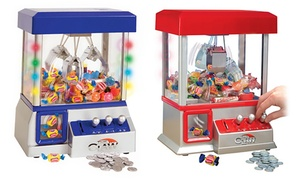 Claw Candy Machine with LED Lights
