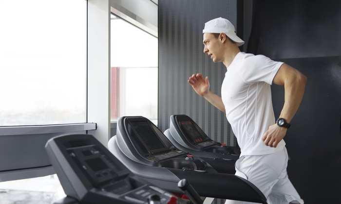 Iron Strength And Fitness - Fort Worth: Two Personal Training Sessions with Diet and Weight-Loss Consultation from Iron strength and fitness (75% Off)