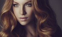 Cut and Blow-Dry with Choice of Full or Half Head Highlights at Studio Bea (Up to 60% Off)