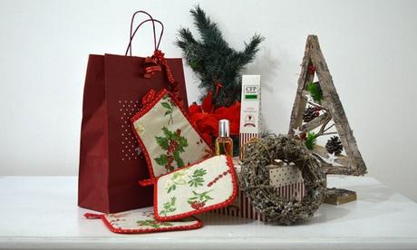 Idee regalo per Natale disponibili in vari set