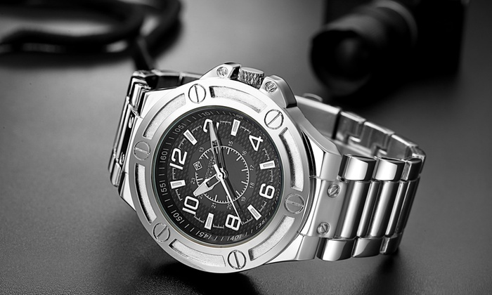 One or Two Timothy Stone Men's Manis Watches With Free Delivery