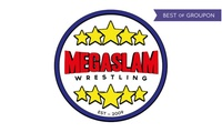 Megaslam Wrestling Live 2017 Tour: Entry for One or Four, 4 - 25 March, Multiple Locations