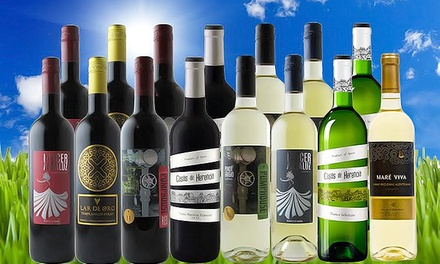 $69 For A Spring Wine Discovery Pack From Splash Wines ($267 Value)
