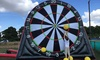 Football Darts Game for Up to Six